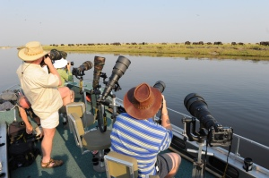 Chobe photographic Safari. Day Six.