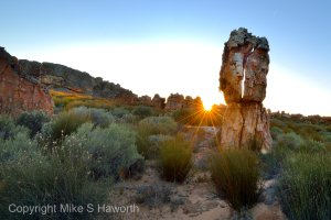 Night photography and landscapes at Kagga Kamma