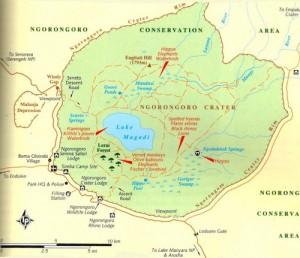 ngorongoro-conservation-map
