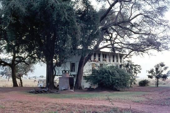 Mana Pools Treetop lodge 1964 2